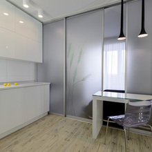 Фото из портфолио Квартира 29 м2 – фотографии дизайна интерьеров на INMYROOM