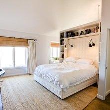 Фотография: Спальня в стиле Современный, Дома и квартиры, Интерьеры звезд – фото на InMyRoom.ru