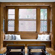 Фотография: Мебель и свет в стиле Современный, Дом, Дома и квартиры, Перепланировка, Нью-Йорк – фото на InMyRoom.ru