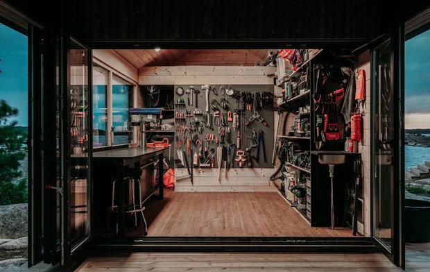 Фотография: Прочее в стиле Лофт, Дом и дача, Финляндия – фото на INMYROOM