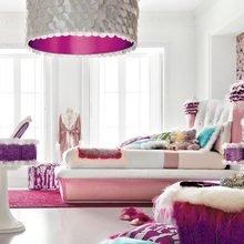 Фотография: Спальня в стиле Современный, Эклектика, Декор интерьера, Квартира, Текстиль – фото на InMyRoom.ru