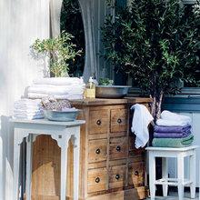 Фотография: Ванная в стиле Скандинавский, Декор интерьера, DIY, Дом, Мебель и свет, Декор дома, IKEA – фото на InMyRoom.ru