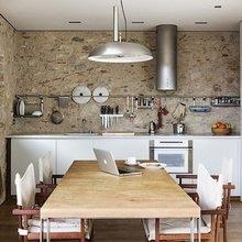 Фотография: Кухня и столовая в стиле Лофт, Эко, Квартира, Дом, Испания, Дома и квартиры – фото на InMyRoom.ru