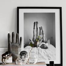 Фото из портфолио  Черное и белое – два противостояния, которые идеально гармонируют между собой – фотографии дизайна интерьеров на InMyRoom.ru