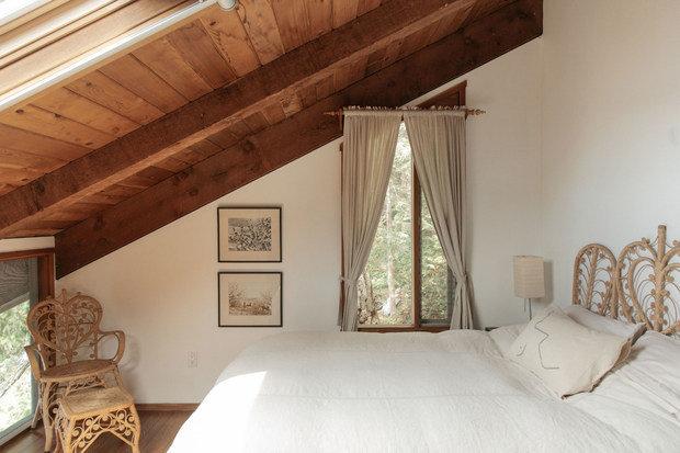 Фотография: Спальня в стиле Прованс и Кантри, Эко, Белый, Бежевый, Дом и дача – фото на INMYROOM