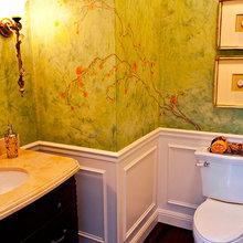 Фотография: Ванная в стиле Восточный, Декор интерьера, Декор, Ремонт на практике – фото на InMyRoom.ru