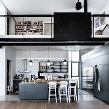 Фотография: Кухня и столовая в стиле Лофт, Советы, Ольга Почуева – фото на InMyRoom.ru
