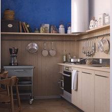 Фото из портфолио Студия 30 квм – фотографии дизайна интерьеров на InMyRoom.ru