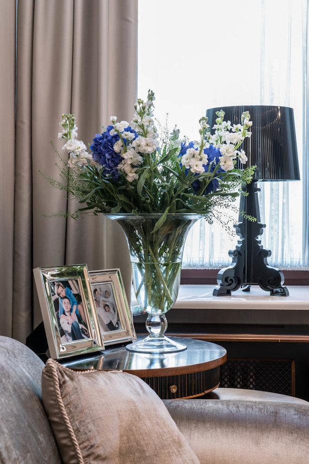Фото из портфолио Квартира известного московского дизайнера на Патриарших прудах – фотографии дизайна интерьеров на INMYROOM