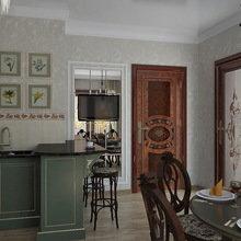 Фотография: Кухня и столовая в стиле Кантри, Классический – фото на InMyRoom.ru