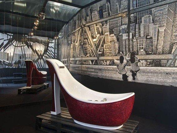 Фотография: Ванная в стиле Современный, Квартира, Дома и квартиры – фото на InMyRoom.ru
