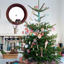 Фото из портфолио Рождественский и новогодний декор по-европейски... – фотографии дизайна интерьеров на INMYROOM