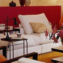 Фотография: Гостиная в стиле Современный, Квартира, Дома и квартиры, Переделка – фото на InMyRoom.ru