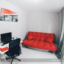 Фото из портфолио Ремонт двухкомнатной квартиры в ЖК «Созвездие» – фотографии дизайна интерьеров на INMYROOM