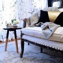 Фото из портфолио Привет из девичьих грез : сказочная спальня для современной леди – фотографии дизайна интерьеров на InMyRoom.ru