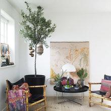 Фото из портфолио Очаровательный Деревянный Дом в Hornbæk – фотографии дизайна интерьеров на InMyRoom.ru