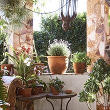 Фото из портфолио  Богемный и в эклектичный семейный дом в Сиднее – фотографии дизайна интерьеров на INMYROOM