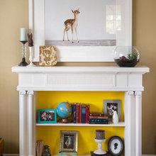 Фотография: Декор в стиле Современный, Декор интерьера, Декор дома, Камин – фото на InMyRoom.ru