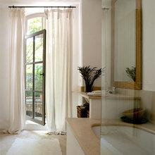 Фотография: Ванная в стиле Современный, Дом, Дома и квартиры, Прованс – фото на InMyRoom.ru