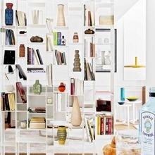 Фотография: Декор в стиле Современный, Классический, Эклектика, Квартира, Цвет в интерьере, Дома и квартиры, Белый, Ретро – фото на InMyRoom.ru