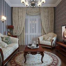 Фото из портфолио Шторы – фотографии дизайна интерьеров на InMyRoom.ru
