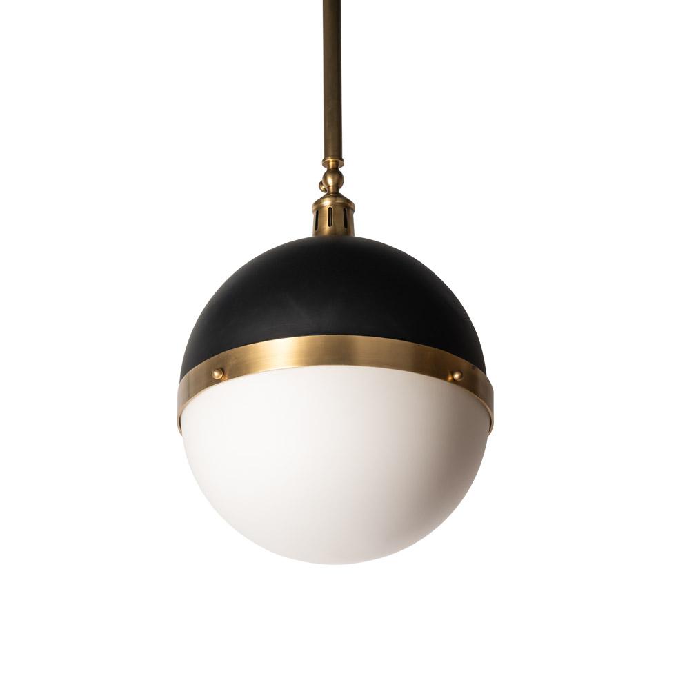 Купить Подвесной светильник Shariz из металла и стекла, inmyroom, Китай