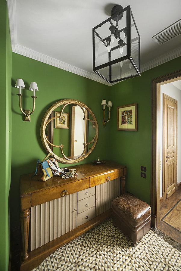 Фотография: Прихожая в стиле Прованс и Кантри, Квартира, Дома и квартиры, Проект недели – фото на InMyRoom.ru