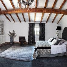 Фотография: Спальня в стиле Скандинавский, Современный, Франция, Дома и квартиры, Городские места, Отель, Прованс – фото на InMyRoom.ru