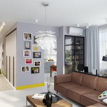 Фото из портфолио Дерево и камень – фотографии дизайна интерьеров на INMYROOM