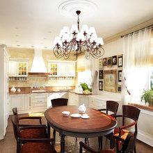 Фото из портфолио Частный жилой дом. Классика – фотографии дизайна интерьеров на INMYROOM