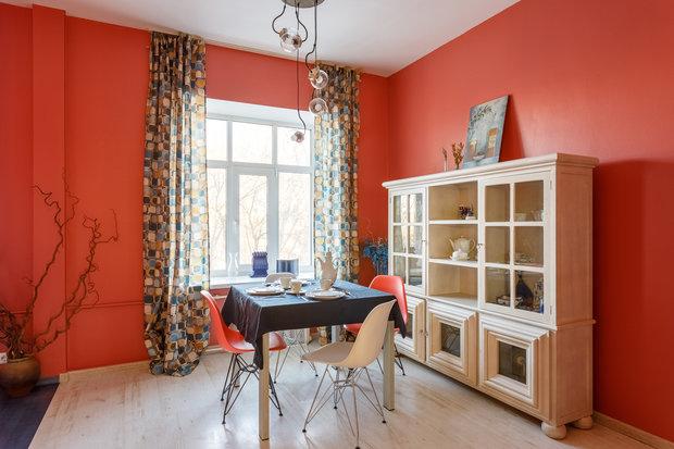 Фотография: Кухня и столовая в стиле Эклектика,  – фото на INMYROOM