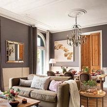 Фото из портфолио Удивительный дом в Барселоне – фотографии дизайна интерьеров на InMyRoom.ru