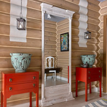 Фото из портфолио Домик в Деревне – фотографии дизайна интерьеров на INMYROOM
