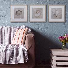 Фото из портфолио Ракушки Северного моря – фотографии дизайна интерьеров на INMYROOM