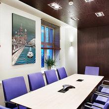 Фото из портфолио Офис адвокатского бюро – фотографии дизайна интерьеров на INMYROOM