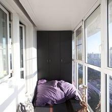 Фотография: Балкон в стиле Современный, Восточный, Квартира, Советы, Ремонт на практике, как сделать косметический ремонт балкона, ремонт балкона – фото на InMyRoom.ru