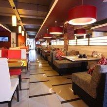Фото из портфолио ресторан Токио Сити – фотографии дизайна интерьеров на InMyRoom.ru