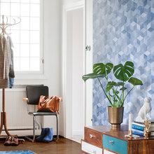 Фото из портфолио О-декор - одежда для стен! – фотографии дизайна интерьеров на INMYROOM