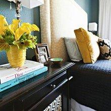 Фотография: Декор в стиле Кантри, Спальня, Декор интерьера, Мебель и свет, Декор дома – фото на InMyRoom.ru