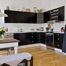 Фото из портфолио Amiralsgatan 117, Кунгсгатан  – фотографии дизайна интерьеров на InMyRoom.ru