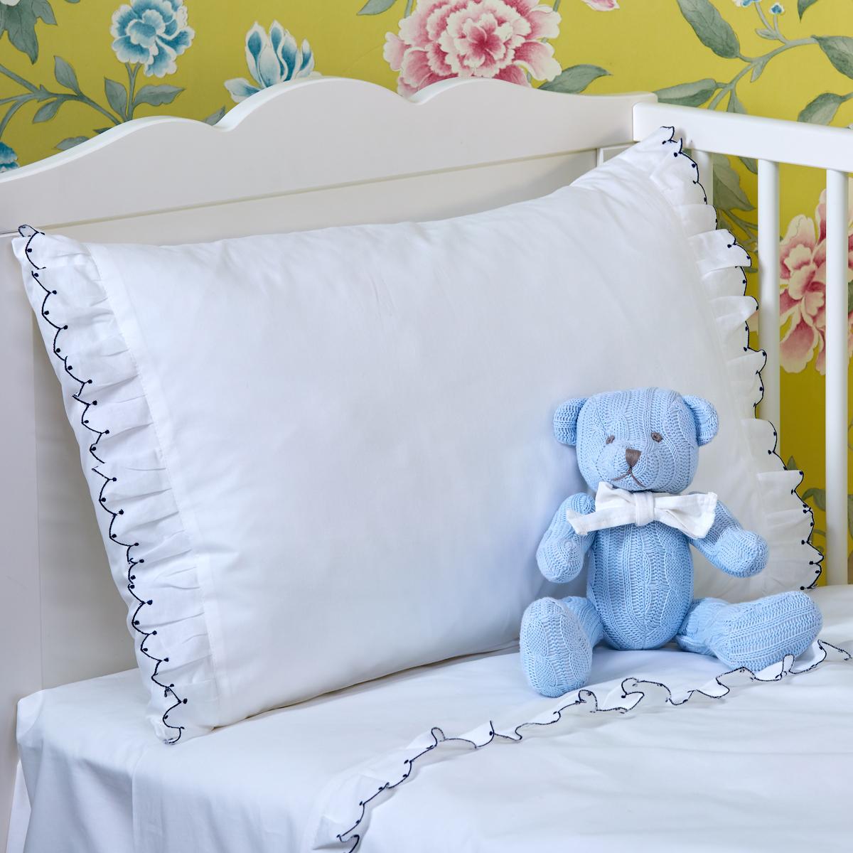Купить Детский постельный комплект Кружево , inmyroom, Россия