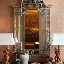 Фотография: Декор в стиле Восточный, Спальня, Дизайн интерьера, Проект недели – фото на InMyRoom.ru