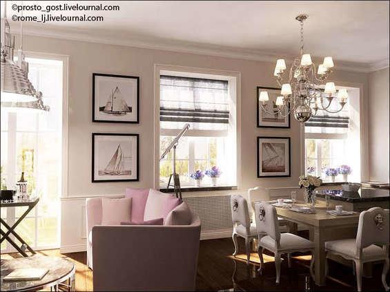 Фотография: Планировки в стиле , Декор интерьера, Квартира, Дома и квартиры – фото на InMyRoom.ru