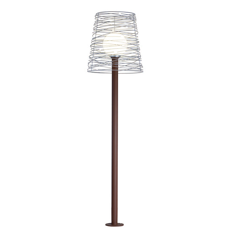 Купить Уличный светильник Lamp International Basket из стали и поликарбоната, inmyroom, Италия