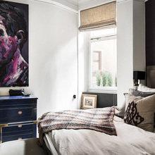 Фотография: Спальня в стиле Скандинавский, Декор интерьера, Квартира, Швеция – фото на InMyRoom.ru