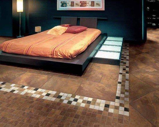 Фотография: Спальня в стиле Современный, Восточный, Декор интерьера, Декор дома, Плитка – фото на InMyRoom.ru