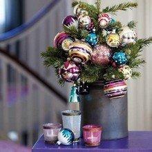 Фотография: Флористика в стиле , Декор интерьера, DIY, Праздник, Новый Год – фото на InMyRoom.ru