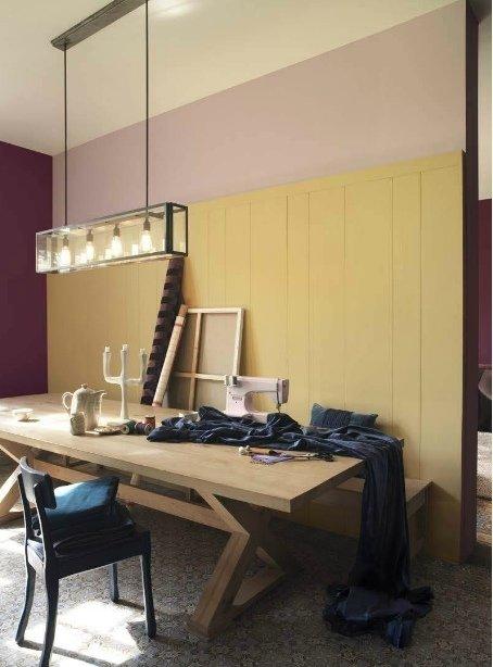 Фотография: Кухня и столовая в стиле Современный, Декор интерьера, Дизайн интерьера, Цвет в интерьере, Dulux, ColourFutures – фото на InMyRoom.ru