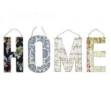 Декоративная надпись HOME