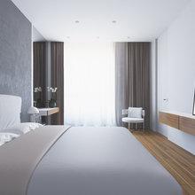 Фото из портфолио 3-конмтная квартира в Доме в Сокольниках – фотографии дизайна интерьеров на INMYROOM